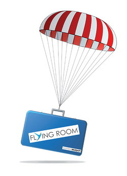 "A Sia Guest 2014 il progetto ""Flying Room"""