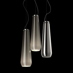 Glass drop, la lampada di Diesel with Foscarini