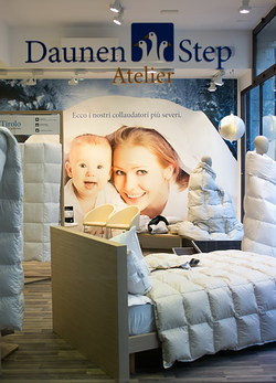 A Verona apre lo showroom DaunenStep