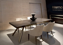 Interna al Salone 2014 con la Collection Président