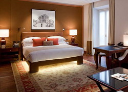 Interna per la Fashion e Royal Suite al Four Seasons Hotel Milano