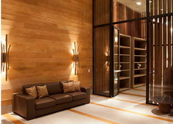 Interna per la SPA al The Chedi Andermatt