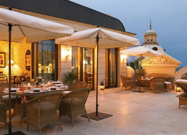 CARRE' D'OR SUITE ALL'HOTEL METROPOLE