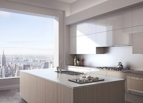 Aran Cucine arreda il 432 Park Avenue di New York | Design ...