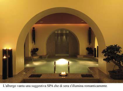 TERRAZZA MARCONI HOTEL & SPAMARINE | Design & Contract