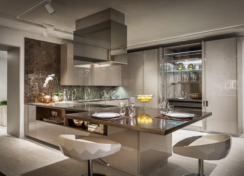 Due nuovi showroom a londra e miami per luxury living for Luxury living group