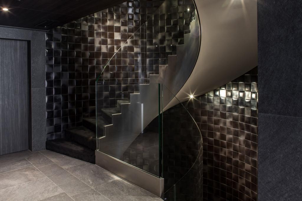 Lagare hotel milano centrale design contract for Kos milano ristorante