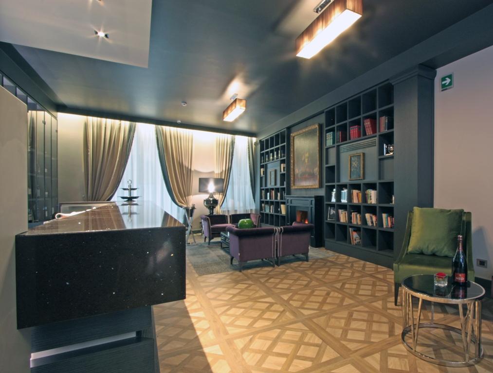 Hotel spadai design contract - Piastrelle bagno firenze ...