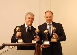 Studio Marco Piva awarded with 4 prestigious World Travel Awards