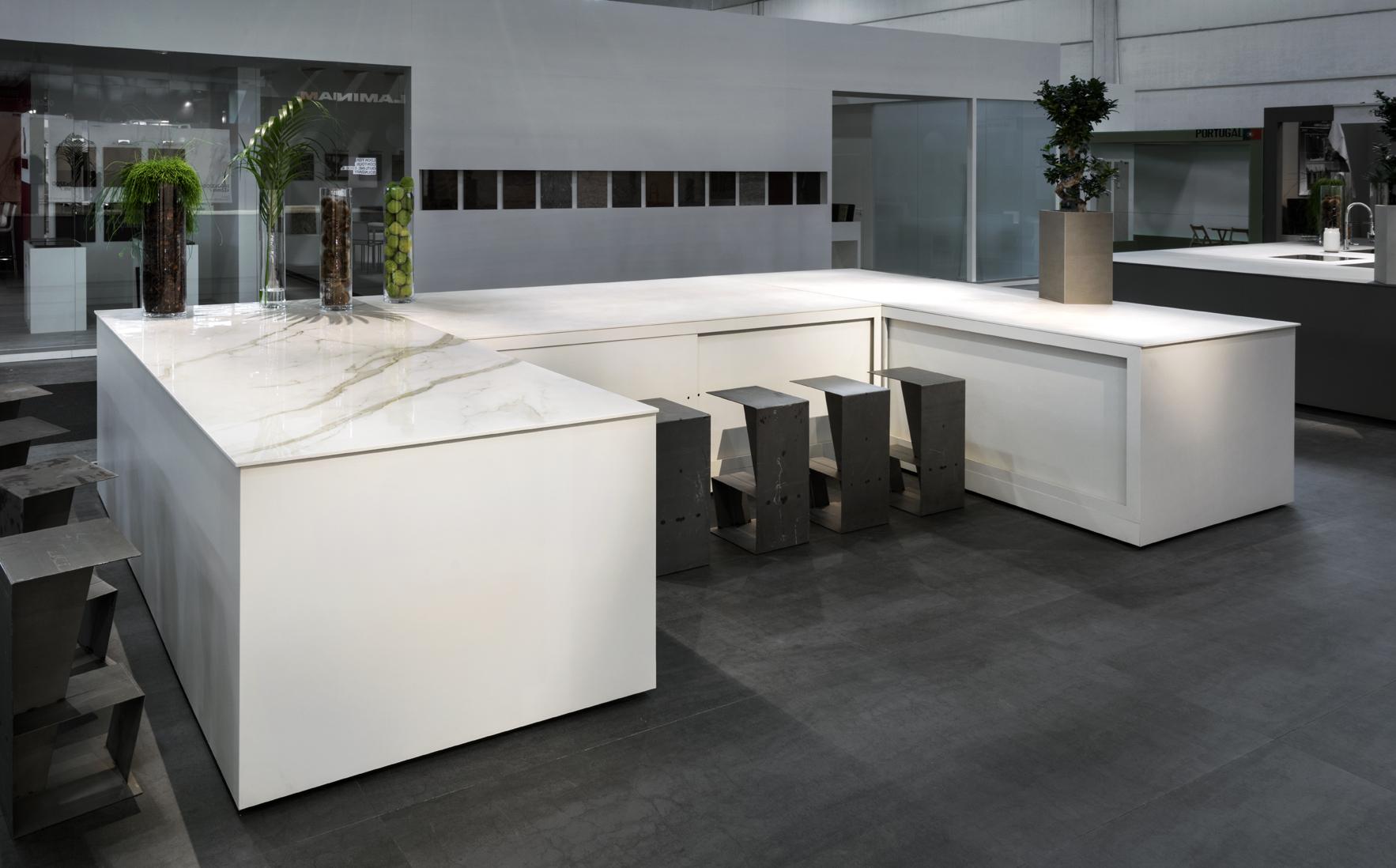 Laminam nuove serie 1620x3240 spessore 12 mm per cucine a - Spessore top cucina ...