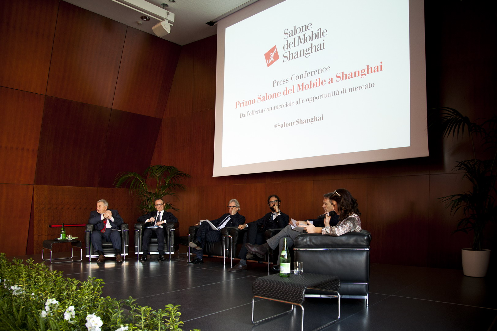 Verso il primo salone del mobile shanghai design contract for Salone mobile shanghai