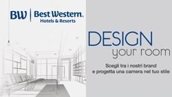 Design your room: il tuo stile, i brand Best Western