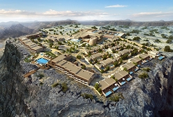 Opening July 2016 Anantara Al Jabal Al Akhdar Resort, the Middle East's Highest Five-Star Resort