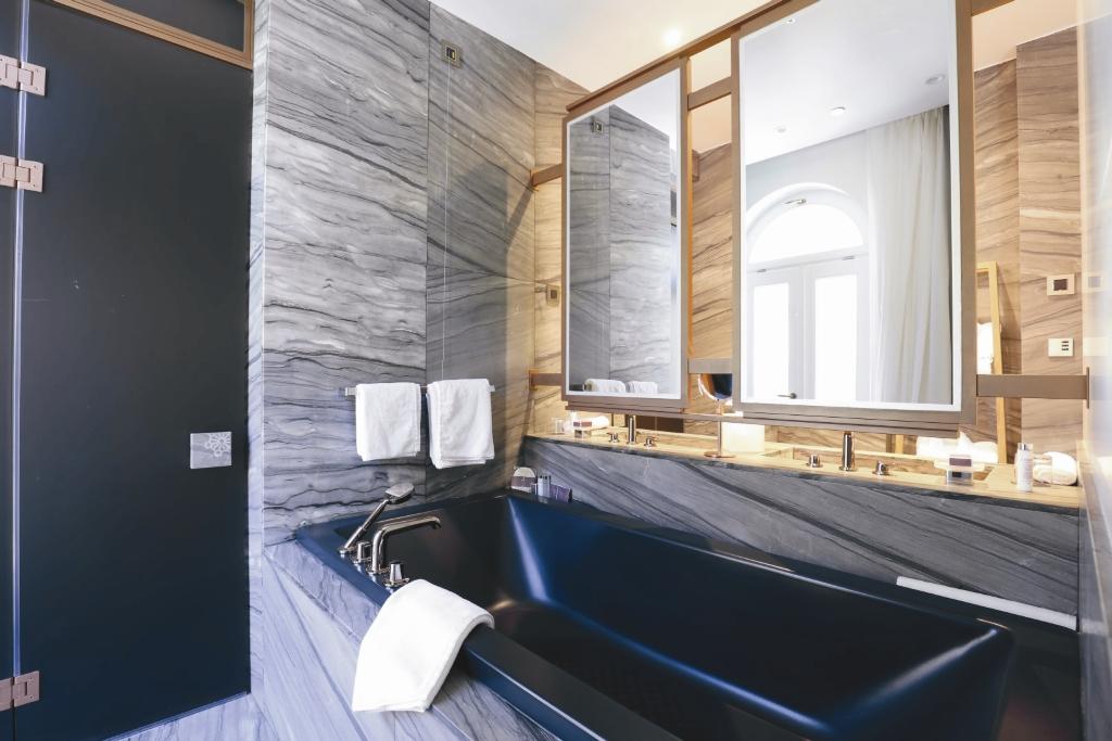 Vasche Da Bagno Kaldewei Prezzi : Kaldewei per gli esclusivi lošinj hotels villas design contract