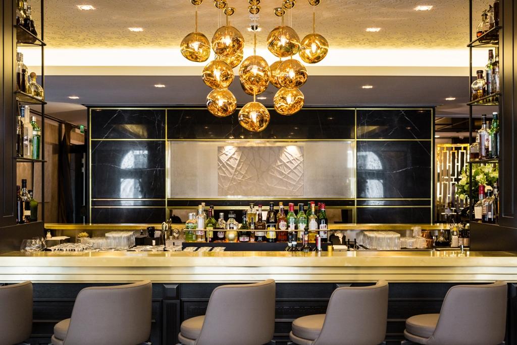 Baglioni hotel london design contract for Gabana arredamenti