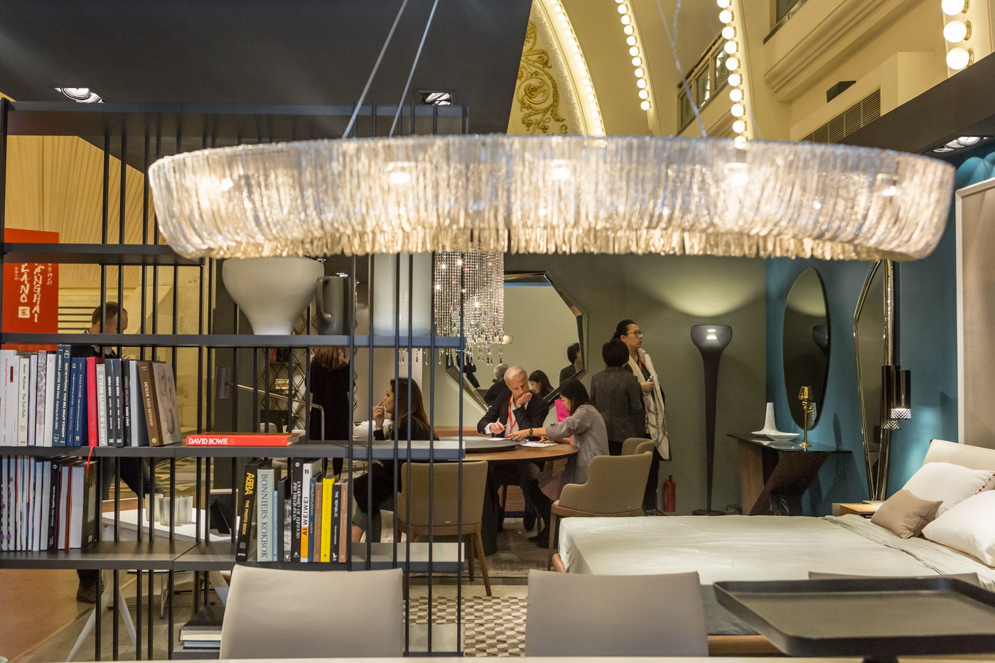 Salone del mobile milano debutta a shanghai design for Salone mobile shanghai