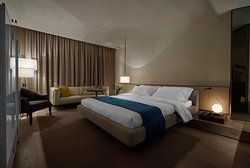 Lema and Piero Lissoni together for the new Roomers hotel in Baden Baden
