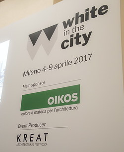 "Presentato il progetto ""White in the City"""