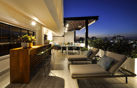 Penthouse Safari - Santo Domingo