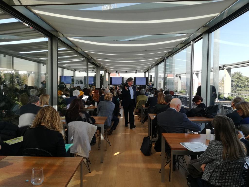 Cersaie 2020 Calendario.La Presentazione A Milano Di Cersaie 2018 Design Contract