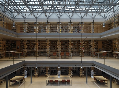 THE UNIVERSITY LIBRARY OF TRENTO