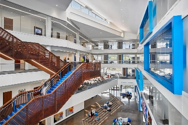 UNIVERSITY OF KANSAS - BUSINESS SCHOOL BUILDING