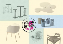 Tutto pronto per Young&Design 2018