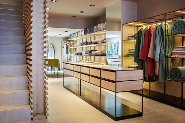 SOCIETY LIMONTA FLAGSHIP STORE LONDON