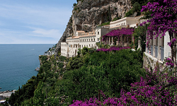 NH Collection Grand Hotel Convento di Amalfi diventa 5* Lusso