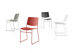 Il progetto Design Seating for Design Eating di Fornasarig