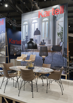 L'hospitality di Kartell a Host